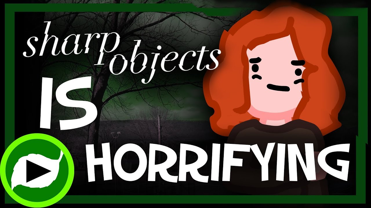 SHARP OBJECTS: as good as True Detective S1? - REVIEW (No Spoilers)