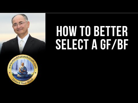 How To Select A GF / BF? What Do You Think About Online Dating? Q & A Live Talk # 155