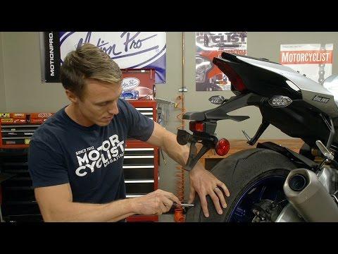 How To Plug A Tubeless Tire | MC GARAGE