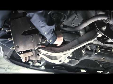 How to Replace a Front Air Strut Assembly on the 03-06 Ford Expedition & Lincoln Navigator