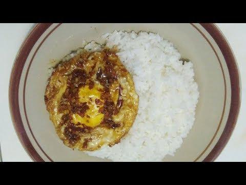 Mudah Banget Bikin Nasi Telur Pontianak yang Bikin Viral