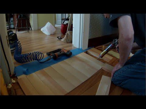 Carpentry Tricks - Custom Threshold Ramp Install