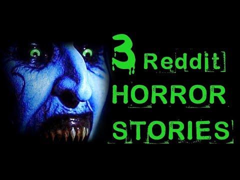 3 TRUE Scary Stories From Reddit! College Dorm Stalker, Late Night Train Ride, Marine Murderer!