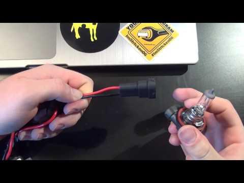 Q&A: HID power supply plug