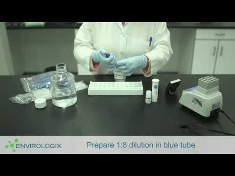 EnviroLogix DON Flex Dilution Protocol