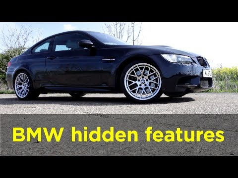 The best BMW hidden features explained | Road & Race S03E14