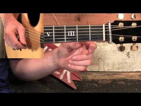 Pick Accuracy Guitar Exercise!