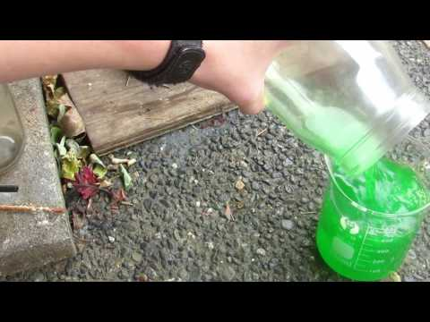 How to Make Copper II chloride