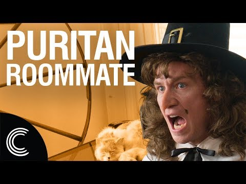 Puritan Roommate Finds Love