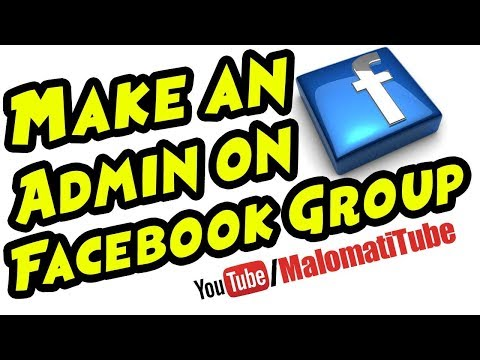 How to Make an Admin on Facebook Group in Urdu | Make me Admin Facebook Group by MalomatiTube