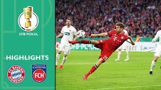 Bayern wins epic shootout with underdog | FC Bayern vs. Heidenheim 5-4 | Highlights | DFB-Pokal