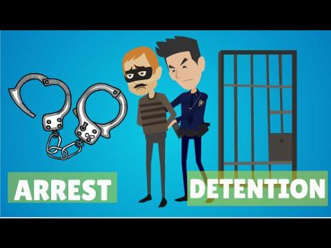 Arrest , detention & Habeas Corpus, explained - Ireland Criminal Law