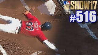 I MISSED HOME PLATE?! | MLB The Show 17 | Road to the Show #516