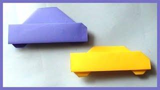 Easy Paper Car Origami