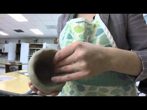 Ceramics 101: Pinch Pot