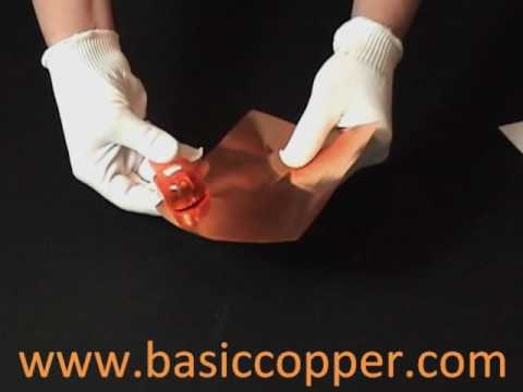 Copper Sheet Thickness Guide 3 Mil