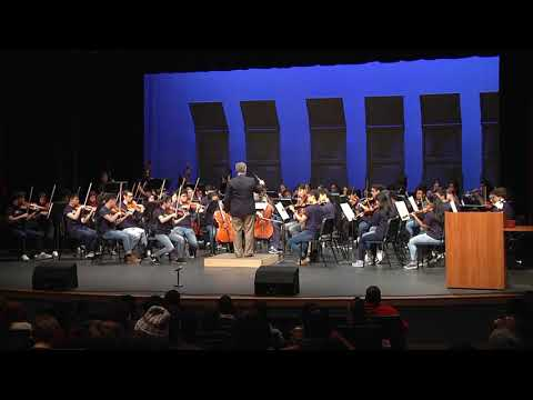 Mozart's Jupiter Symphony played by the NCSSM String Orchestra