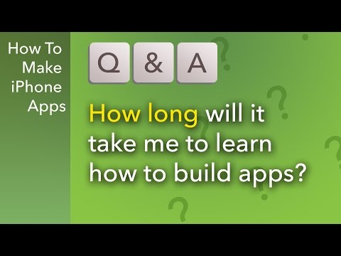 Q&A: How Long Will It Take To learn iOS Programming?