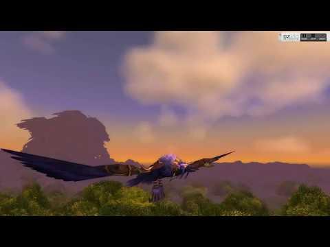 WoW Druid swift flight form