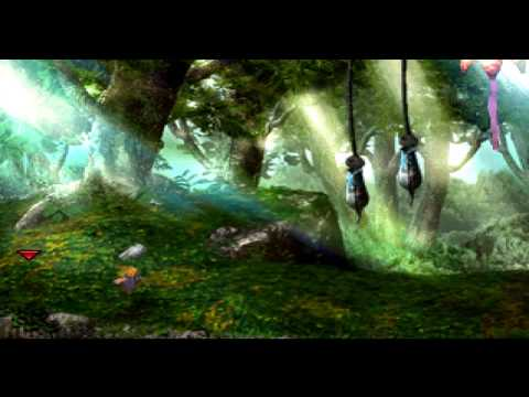 Final Fantasy VII Walkthrough Part 100 Ancient Forest