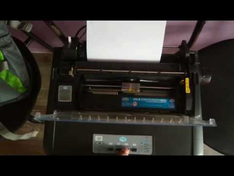 Tvs Msp 250 star printer problem