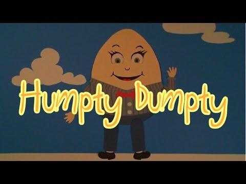 Humpty Dumpty Stop Motion   New England Version