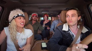 Carpool Karaoke: The Series — The Cyrus Family — Apple Music