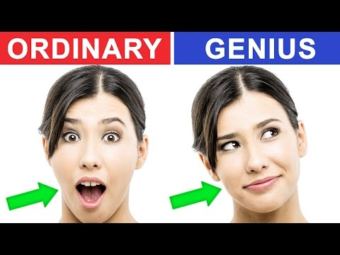 15 SIGNS YOU'RE ACTUALLY A GENIUS