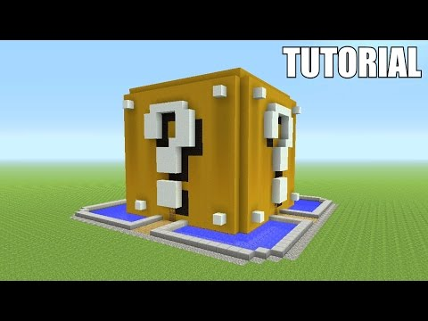 Minecraft Tutorial: How To Make A