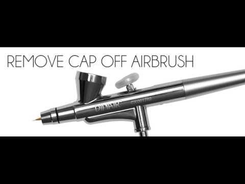 Dinair Airbrush Makeup | How To Clean An Airbrush