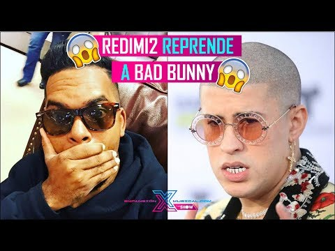Xxx Mp4 VIDEO Redimi2 Corrige A Bad Bunny ExpansiónNews 3gp Sex