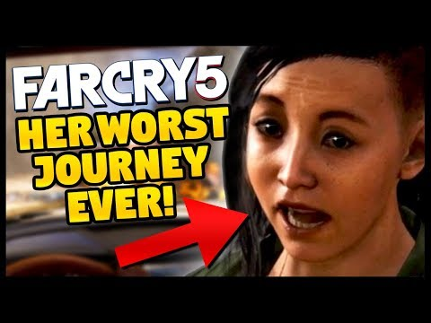 PEOPLE TRUST ME TOO MUCH   Far Cry 5 Funny Moments Gameplay