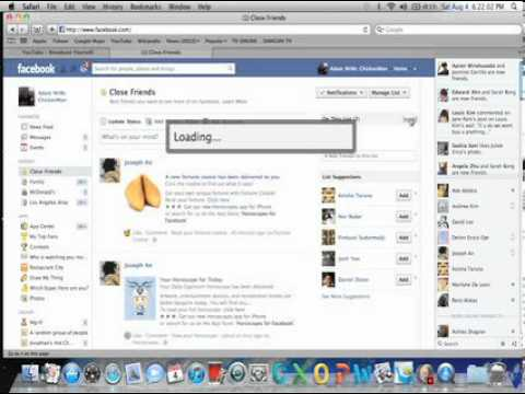 How to delete close friends on FaceBook