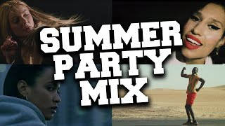 Summer Night Party Music 🐬 Best Summer Party Songs