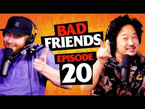 Bobo's Magic Calf Cream | Ep 20 | Bad Friends with Andrew Santino and Bobby Lee
