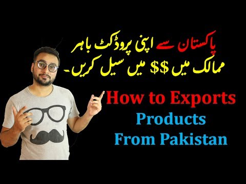 Sell Your Products other Countries in Dollar -Exports Business