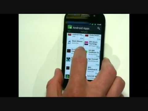 new android market introduction