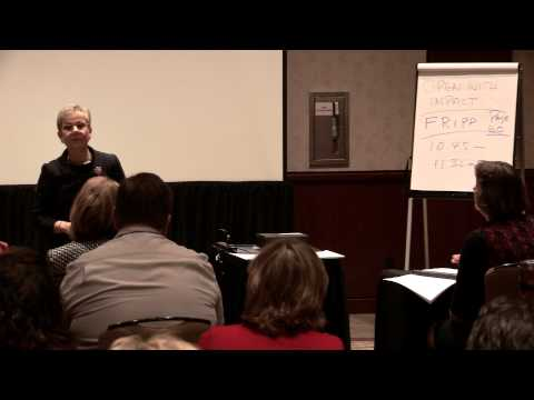 Patricia Fripp: How to Build Rapport with an Audience for a Speech