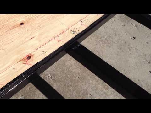 Off Road Teardrop Trailer Build