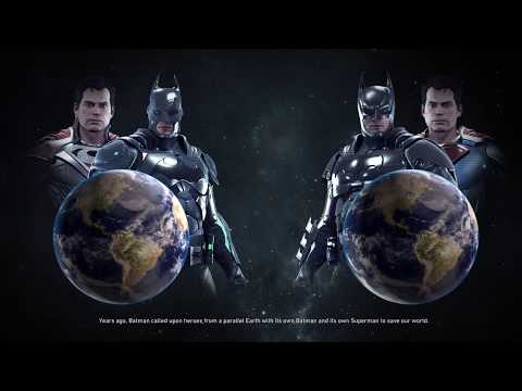 Injustice 2 Let's Play - Extras