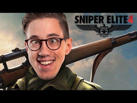Jetzt jagen wir MENSCHEN! | Sniper Elite 4