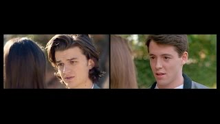 """Dominos Pizza """"Ferris Bueller"""" Commercial: Side-By-Side Comparison"""