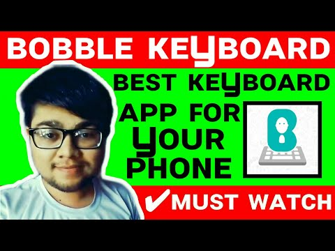 Bubble Keyboard App tutorial How to use How to change font language in bubble key board app stickers