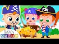 Baby John Wants To Be A Pirate Little Angel Kids Songs amp Nursery Rhymes