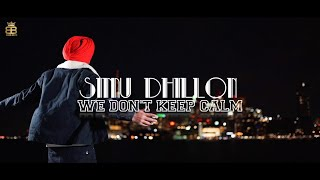 We Dont Keep Calm : Simu Dhillon | Amrit Maan (Teaser) Mix Singh | Full Song Coming Soon