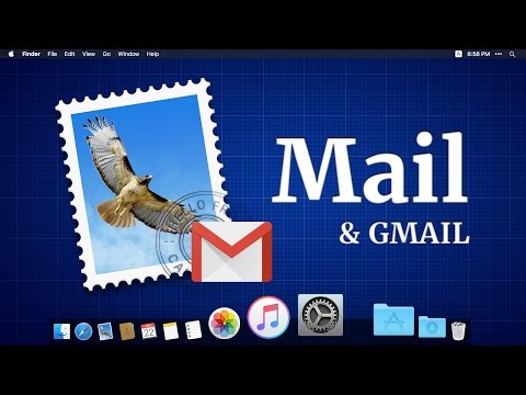 Connect Gmail account in the Mail app (with Subtitles)