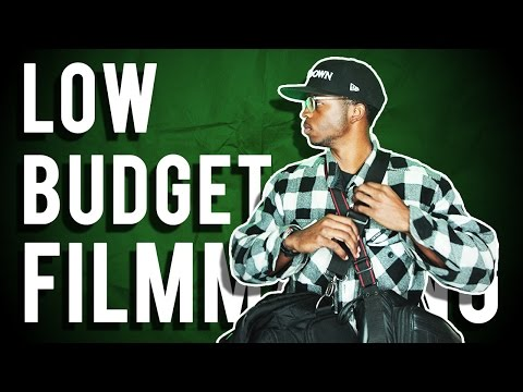 Low Budget Filmmaking Tips And Advice