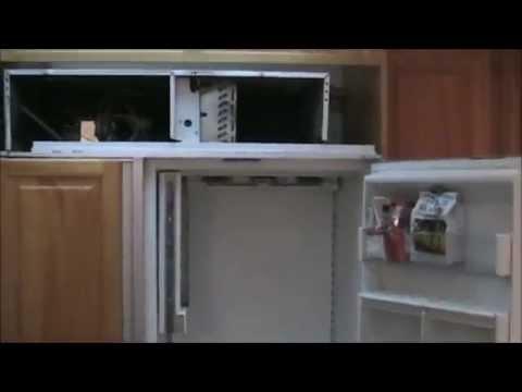 Subzero 590 refrigerator not cooling, bad cold control