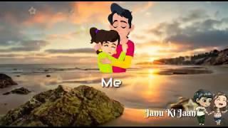 Hindi Love WhatsApp status video old song with lyrics