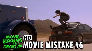 The Fast and The Furious (2001) movie mistake #6